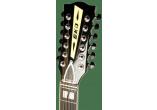 EKO Guitares acoustiques RANGERVR12-NAT