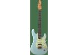 EKO Guitares Electriques AIRE-RELIC-BLU