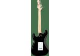 EKO Guitares Electriques S300BLK