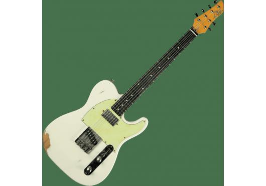 EKO Guitares Electriques TERO-RELIC-WHT