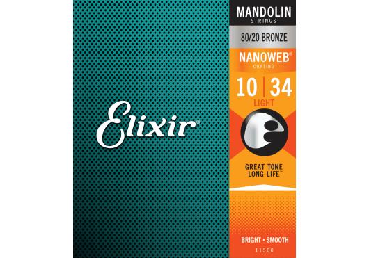 ELIXIR CORDES AUTRES INSTRUMENTS 11500