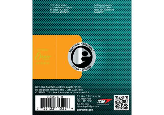 ELIXIR CORDES AUTRES INSTRUMENTS 11525