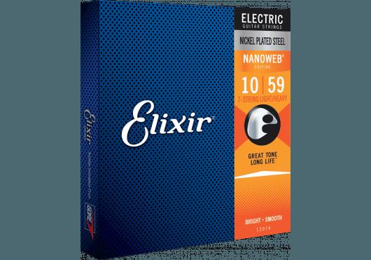 Elixir Cordes Electriques 12074