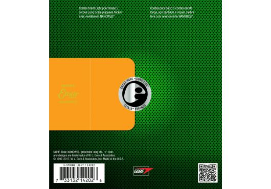 ELIXIR CORDES BASSES ELECTRIQUES 14202