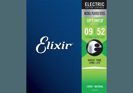 ELIXIR Cordes Electriques 19007