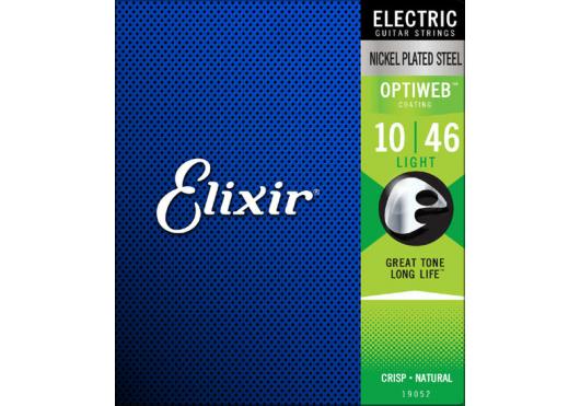 ELIXIR Cordes Electriques 19052