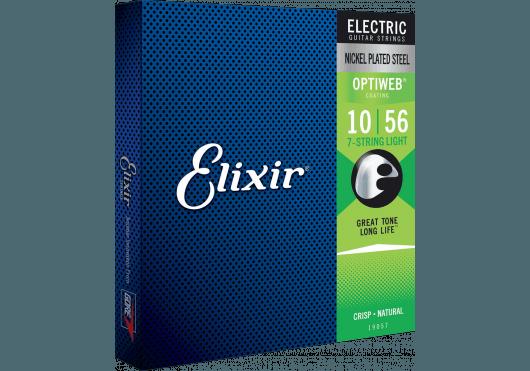 Elixir CORDES ELECTRIQUES 19057