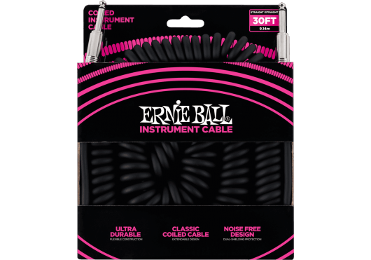 ERNIE BALL Câbles Instrument 6044