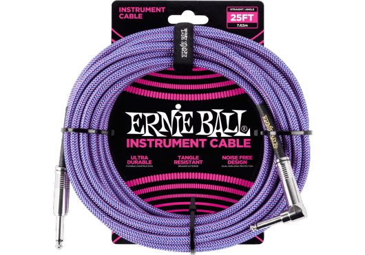 ERNIE BALL Câbles Instrument 6069