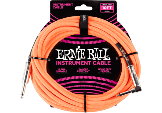 ERNIE BALL Câbles Instrument 6079