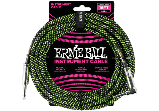 ERNIE BALL Câbles Instrument 6082