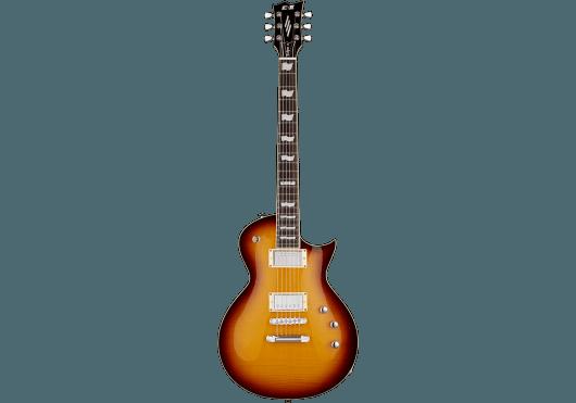 ESP Guitares Electriques 2EC1FM-TSB