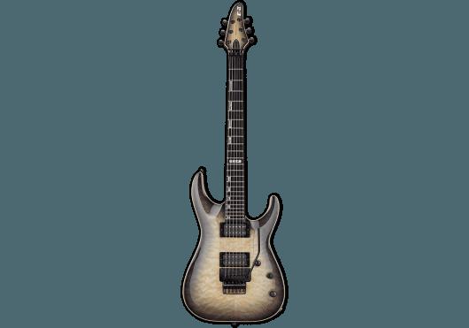 ESP Guitares Electriques 2HORFRQM-BLKNB