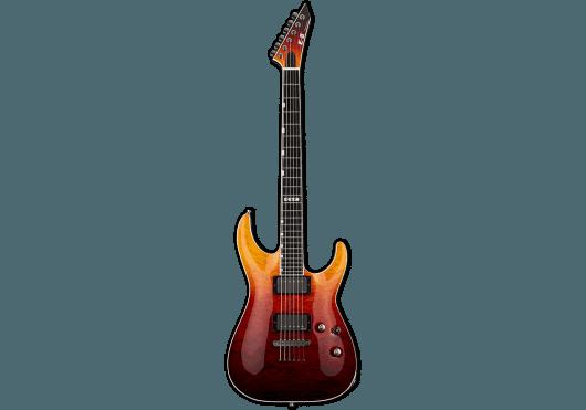 ESP Guitares Electriques 2HORNTII-TEAFD