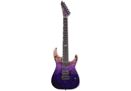 ESP Guitares Electriques 2MII7NTHS-PRNFD