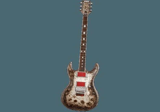 ESP Guitares Electriques 2RZKI-BURNT