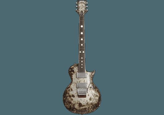 ESP Guitares Electriques 2RZKII-BURNT