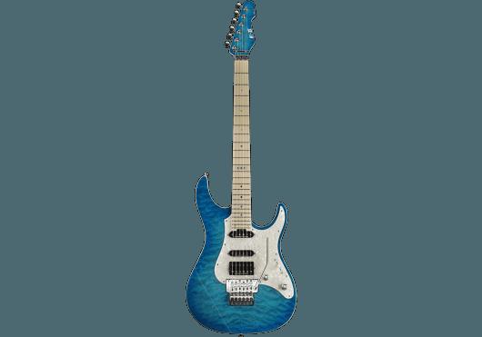 ESP Guitares Electriques 2ST1QM-AQM