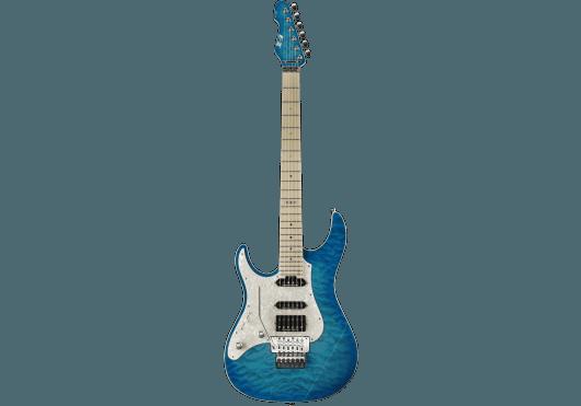 ESP Guitares Electriques 2ST1QMLH-AQM