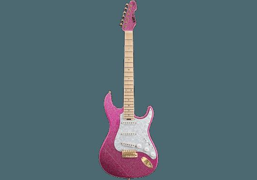ESP Guitares Electriques ESNAPASMBMEMG-BURP