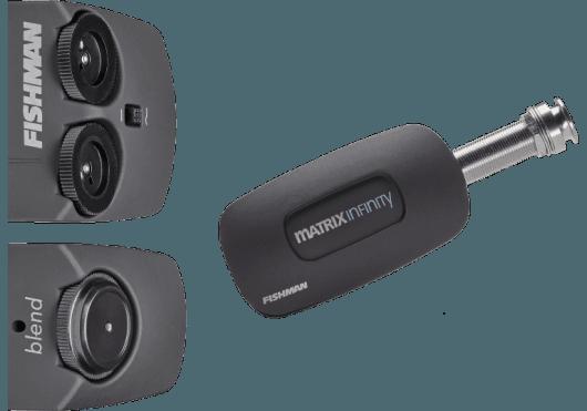 Fishman Micros pour inst. acoustique PRO-MAL-MBV
