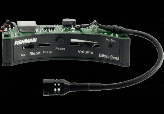 Fishman Micros pour inst. acoustique PRO-MAN-EL2
