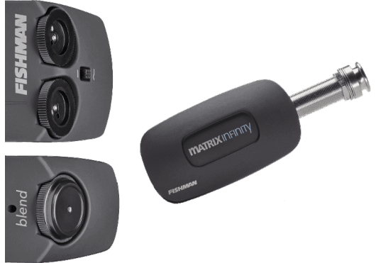 Fishman Micros pour inst. acoustique PRO-MAN-MBV
