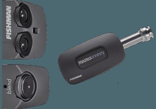 Fishman Micros pour inst. acoustique PRO-MAT-MBV