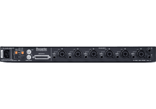 Focusrite TRAITEMENT CLARETT-OCTOPRE