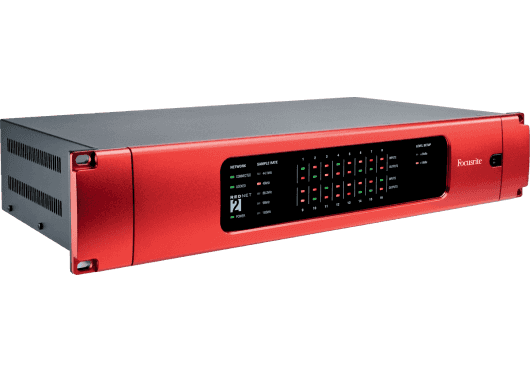 Focusrite AUDIO SUR IP REDNET-2