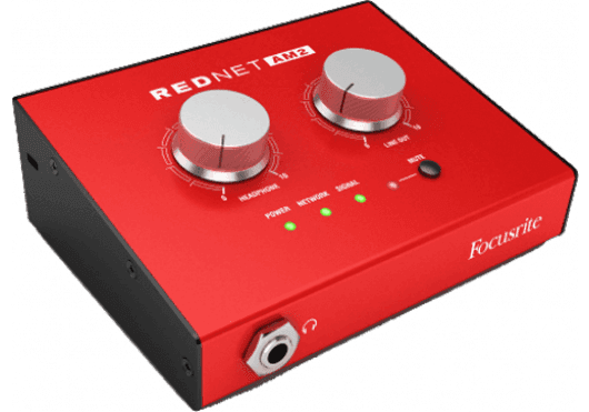 Focusrite TRAITEMENT REDNET-AM2