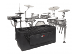 GATOR CASES HOUSSES PERCUSSION GP-EKIT3616-BW