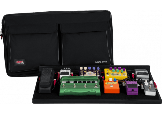 GATOR CASES PEDALBOARD GPT-PRO-PWR-CE