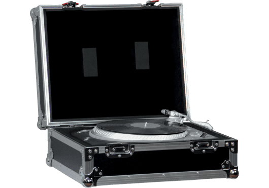 GATOR CASES Flight case DJ G-TOUR-TT1200