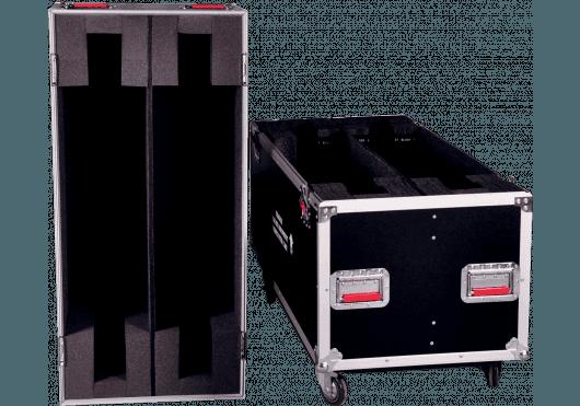 GATOR CASES Flight case écran G-TOURLCDV2-5055-X2