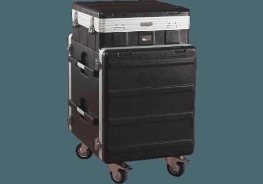 GATOR CASES FLIGHT CASE RACK GRC-10X12-PU
