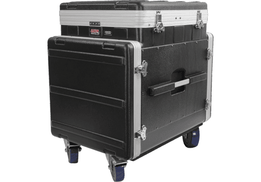 GATOR CASES FLIGHT CASE RACK GRC-12X10-PU