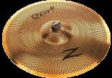 Gen16 Cymbales Electro-Acoustiques 12S