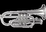 Getzen Cornets 580