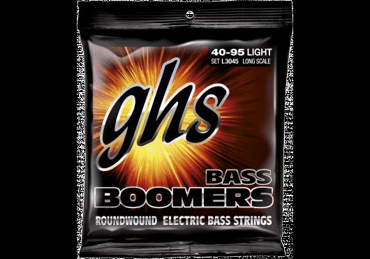 GHS CORDES BASSES 3045L