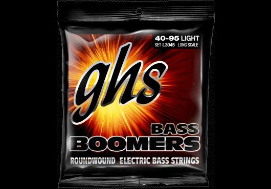 GHS CORDES BASSES 3045LPLUS