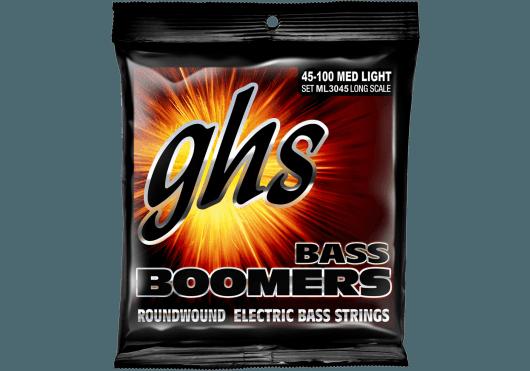 GHS CORDES BASSES 3045ML
