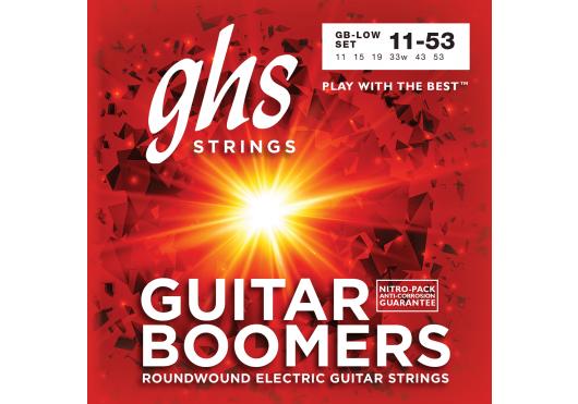 GHS CORDES ELECTRIQUES GBLOW