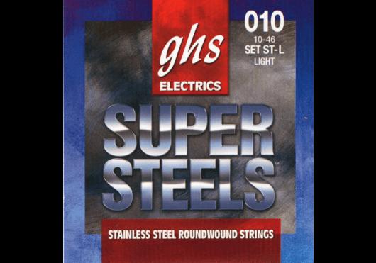 GHS CORDES ELECTRIQUES ST-L