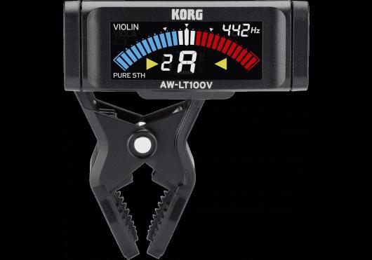 Korg Accordeurs AW-LT100V