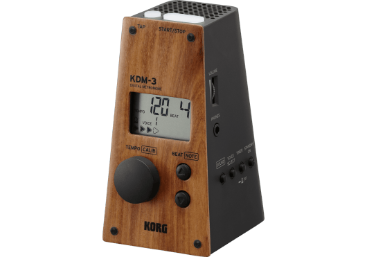 Korg Métronomes KDM-3-WDBK
