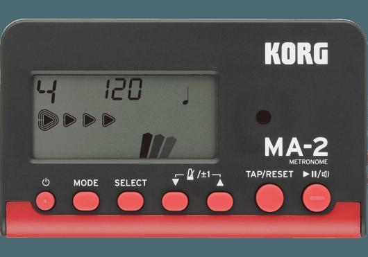 KORG Métronomes MA-2BKRD