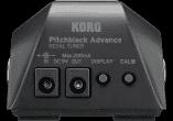 Korg Accordeurs PITCHBLACK-AD