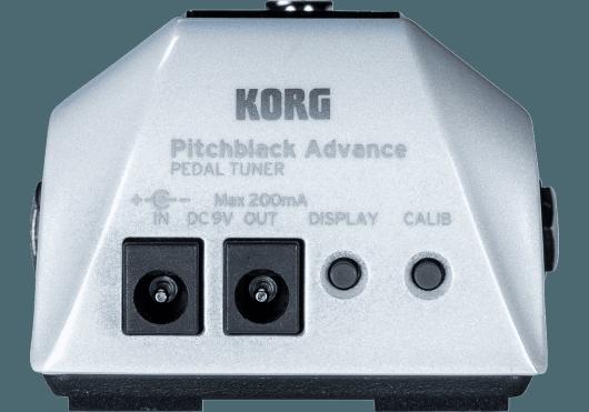 KORG Accordeurs PITCHBLACK-AD-WH