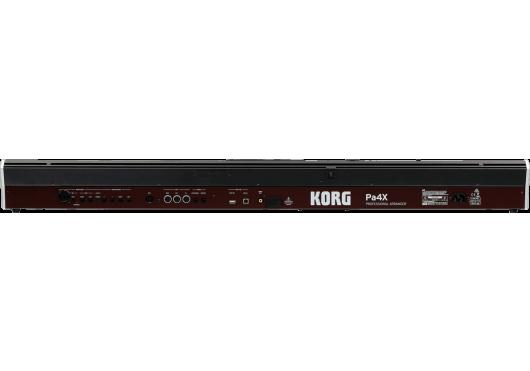 Korg Arrangeurs PA4XOR-76